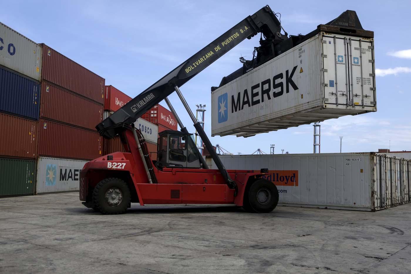 Más de 3 mil toneladas de alimentos arribaron al país