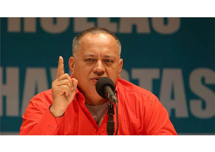 Cabello: Nosotros vamos a elecciones cuando el CNE lo diga