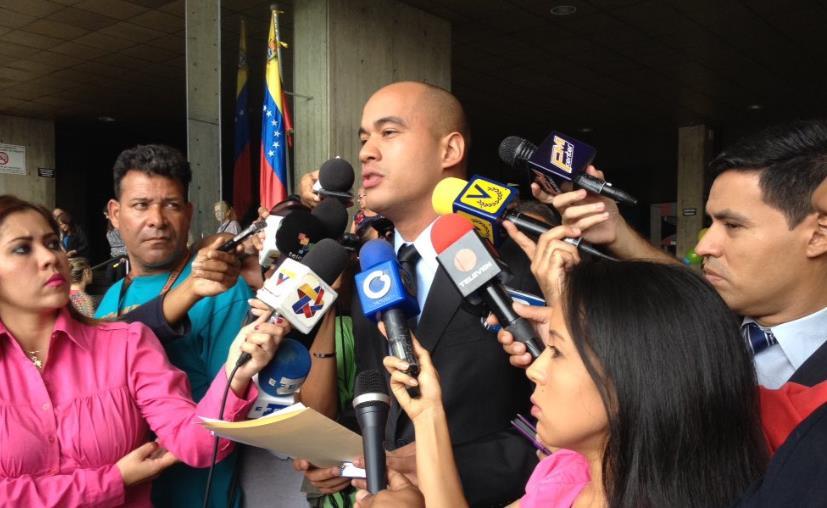 Héctor Rodríguez introdujo recurso en el TSJ contra directiva de la AN