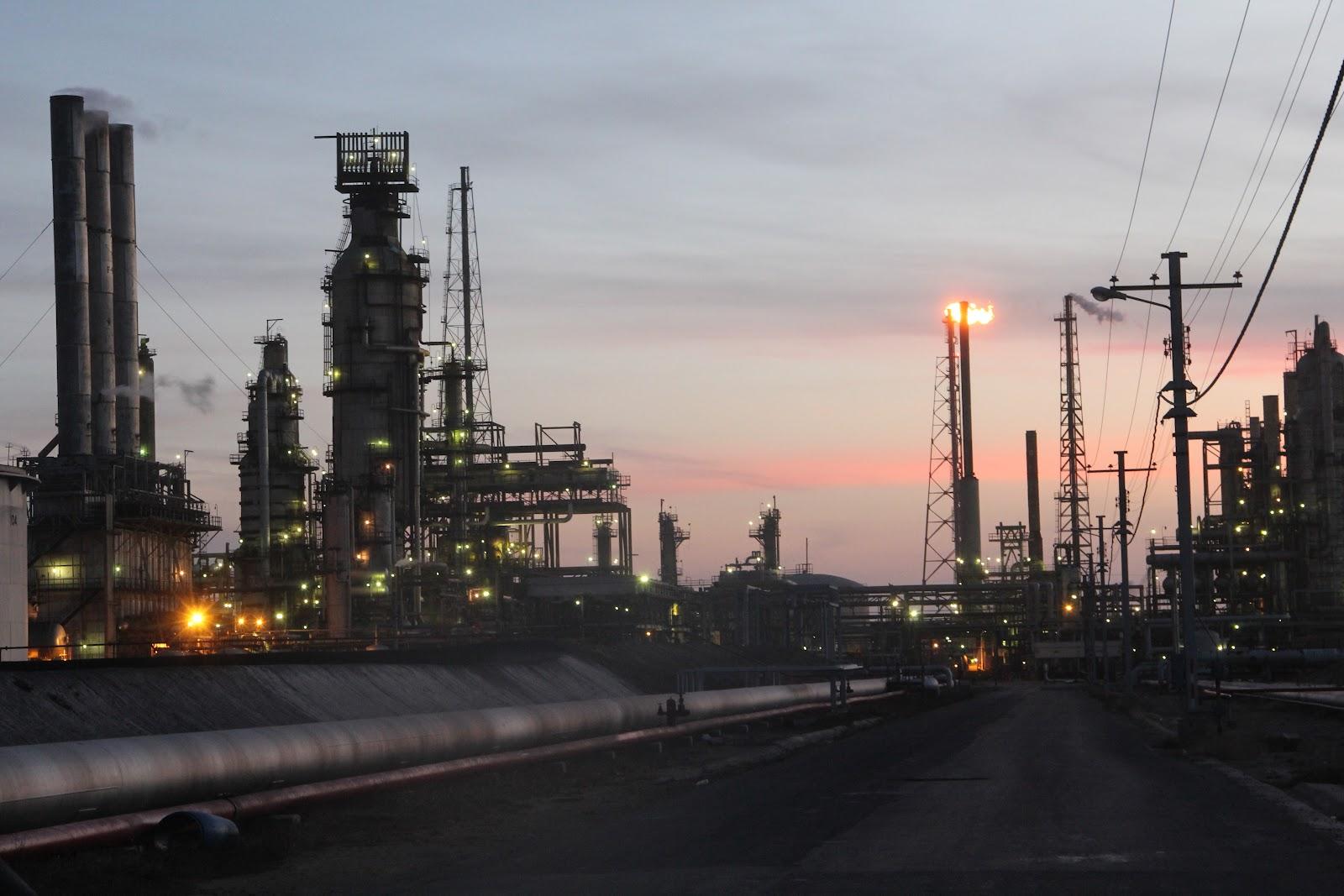 Refinería de Amuay cumple 67 años de fundada