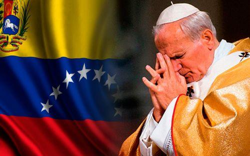 Hace 32 años, el Papa Juan Pablo II visitó por primera vez Venezuela
