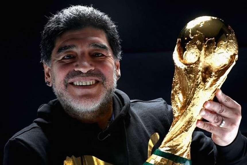 Diego Maradona será nombrado embajador de la FIFA en el mundo