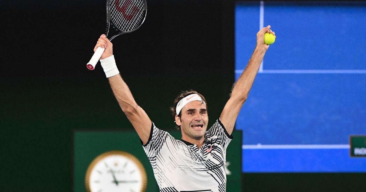 Por quinta vez Federer ganó el Abierto de Australia
