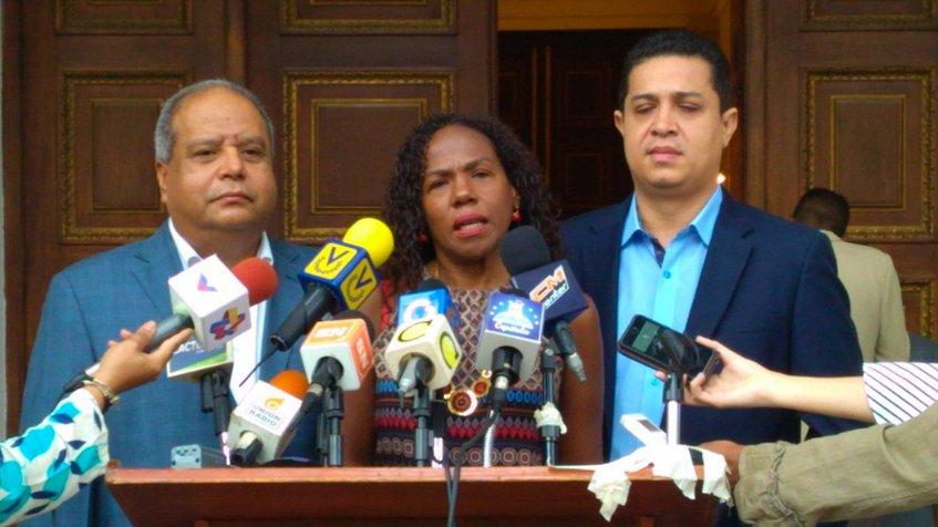 Bancada oficialista tildó de «ilegal» sesión de la AN de este jueves