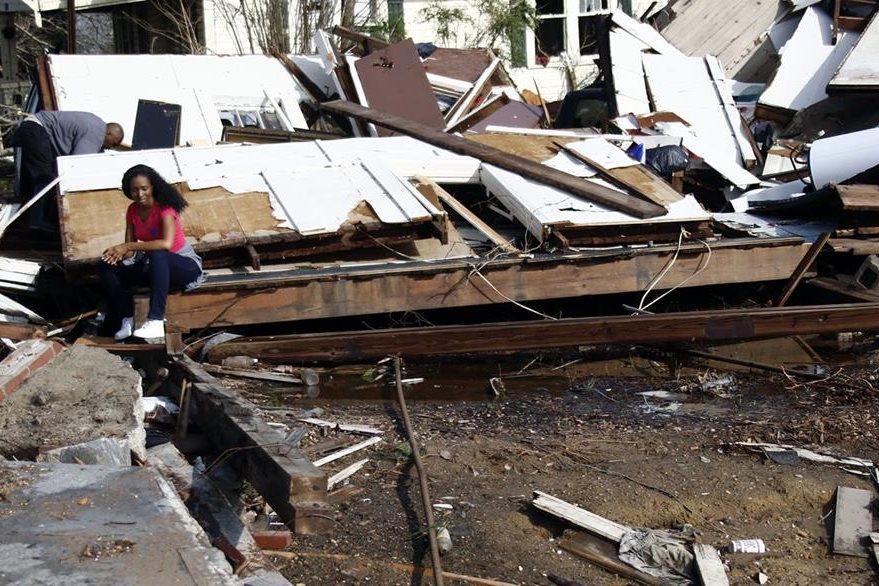 Tormentas dejaron 11 muertos y 23 heridos en Georgia