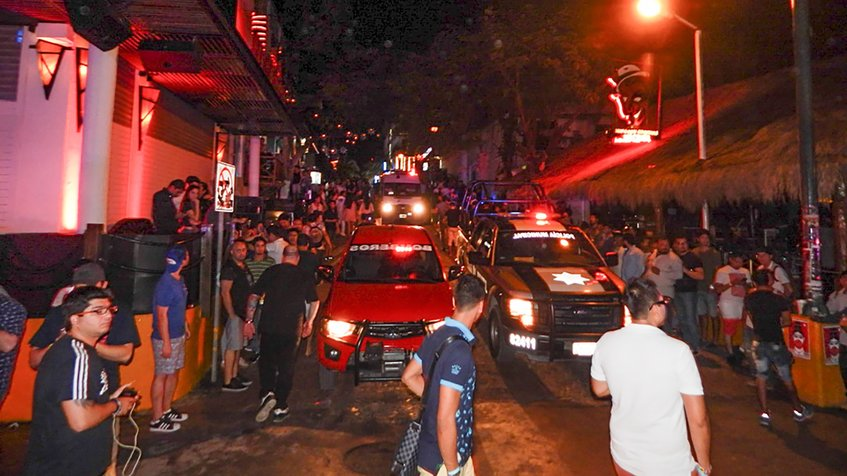 5 muertos y 15 heridos dejó tiroteo en festival de música