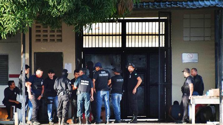 Nuevo motín  en cárcel dejó  10 muertos