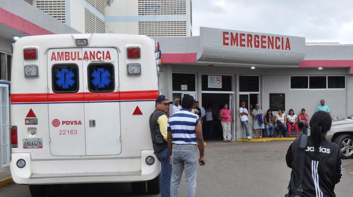 Joven murió tras choque de automóvil y camión en la zona sur
