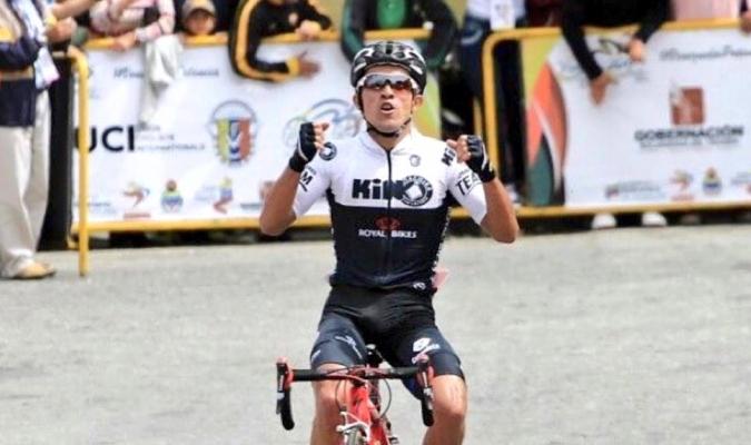 Jonathan Salinas es el campeón en el Táchira