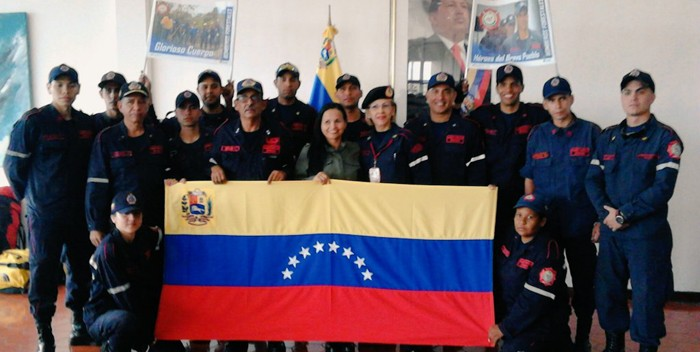 Brigadistas venezolanos vuelan a Chile para atender emergencia por incendio