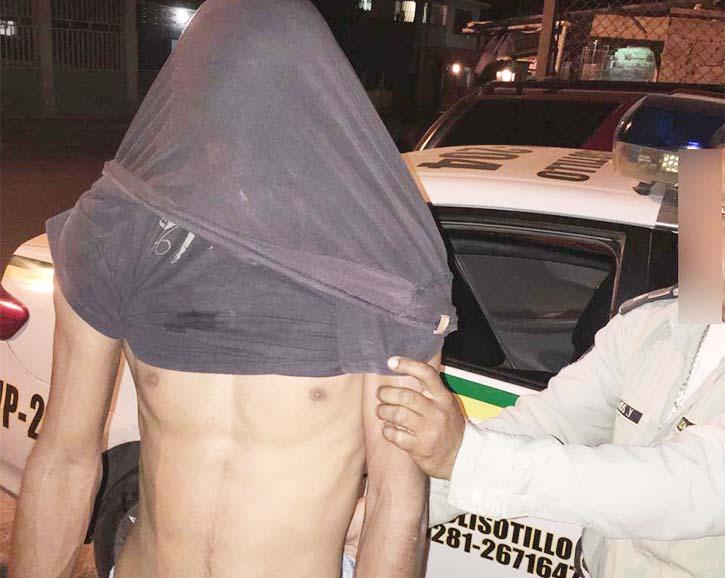 Polisotillo detuvo a 12 personas la  semana  pasada