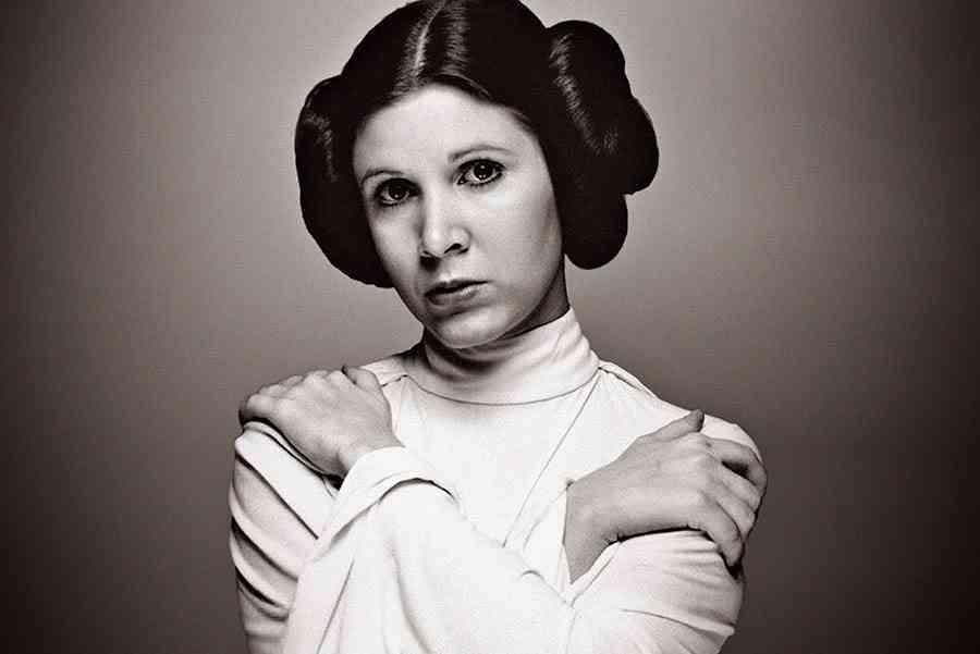 Disney cobrará 50 millones de dolares por la muerte de Carrie Fisher