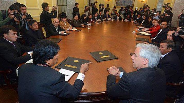 Ministros de Evo Morales   preparan renuncia formal