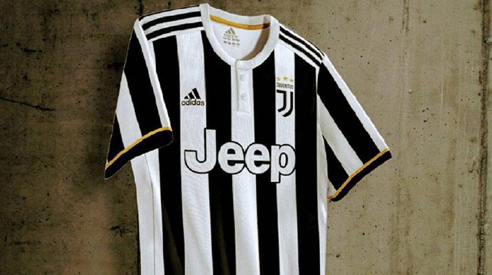 Juventus presentó nuevo  escudo y causó polémica