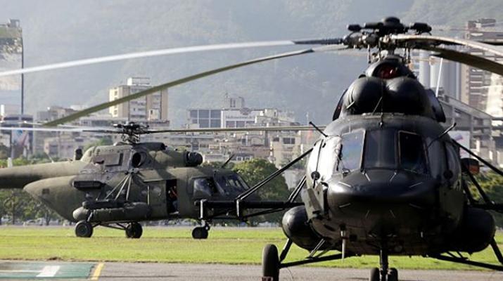 Murieron 13 tripulantes de helicóptero MI17V5 desaparecido