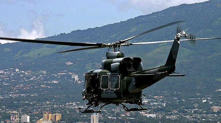 Ministro: Tenemos fe de que encontraremos el helicóptero