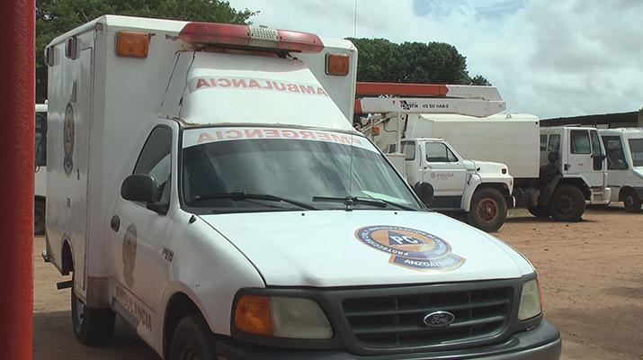 Siniestro vial dejó un muerto y dos heridos