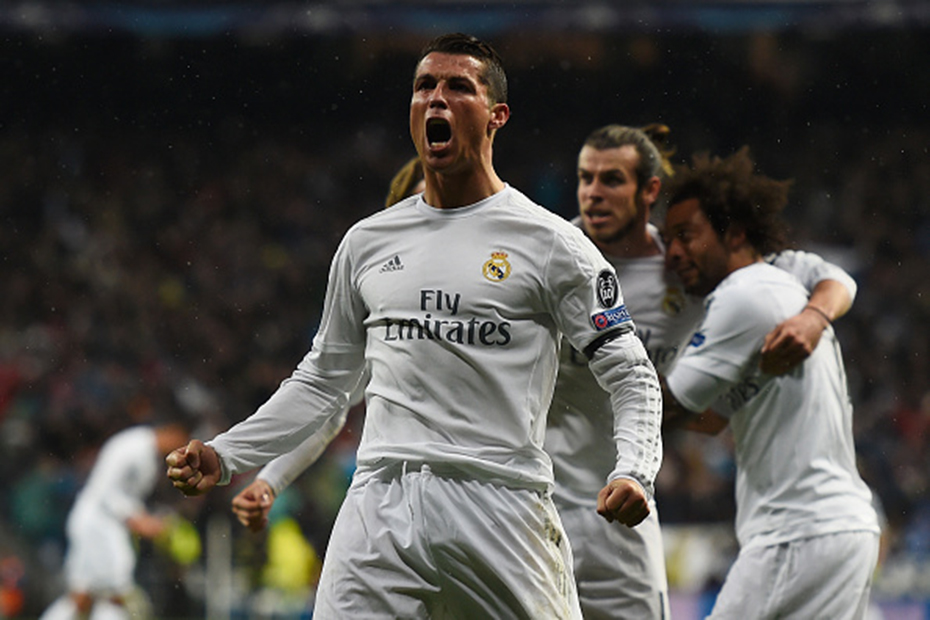 FIFA eligió a Cristiano Ronaldo como el mejor jugador del año 2016