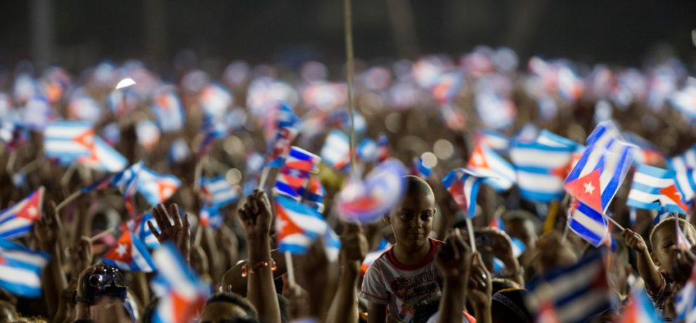 Cuba conmemoró los 58 años de su revolución
