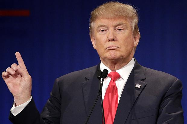 Trump respondió en Twitter a las marchas en su contra