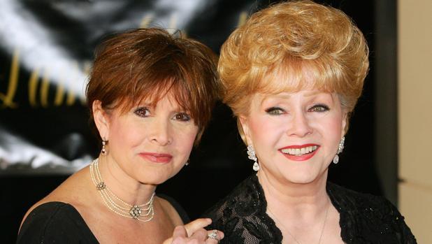 Un funeral íntimo para Debbie Reynolds y Carrie Fisher