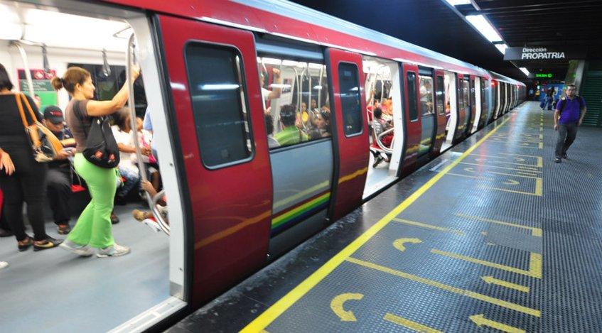 Línea 1 del Metro de Caracas cumple 34 años de inaugurada