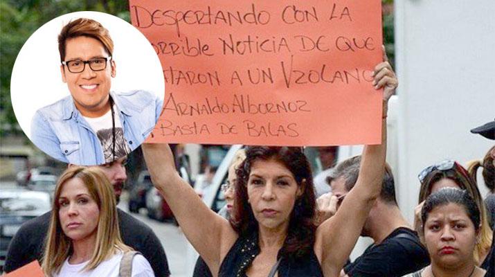 Venezuela se rehúsa a decir «Adiós Arnaldo»