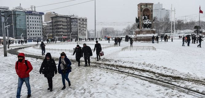 Ola de frío en Europa ha dejado al menos 50 muertos
