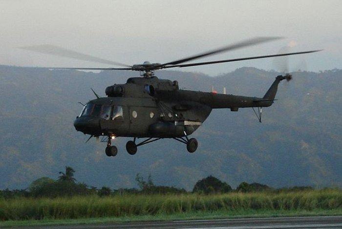 Guarulla: Indígenas Yekuana encontraron helicóptero de la FANB