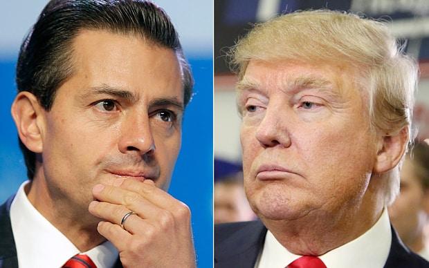Se programará otra reunión entre Trump y Peña Nieto