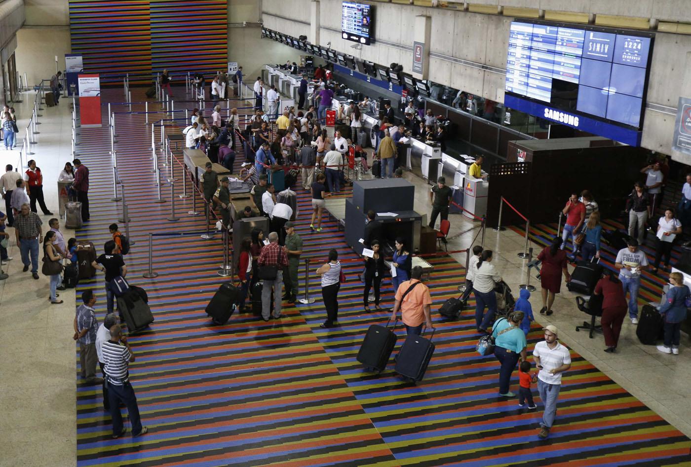 2 personas fueron detenidas por tráfico de droga en Maiquetía