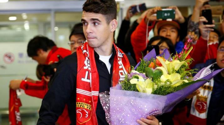 China amenaza con limitar los «irracionales» fichajes de sus clubes