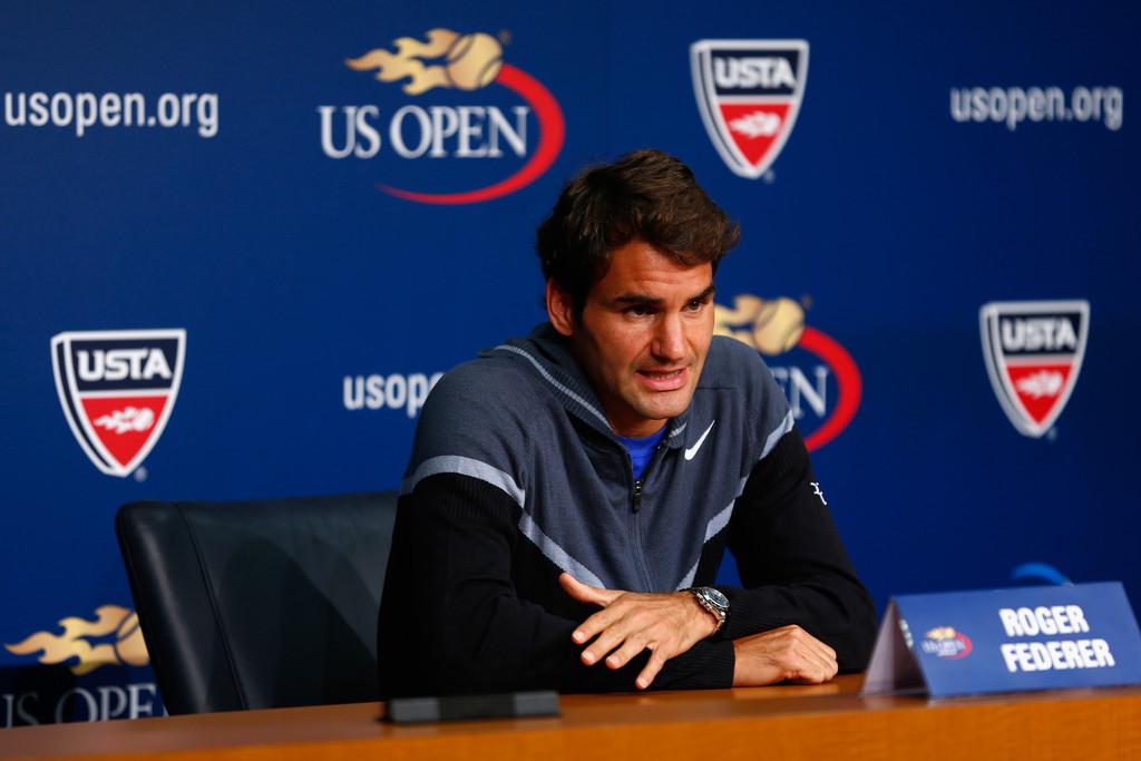 """Federer sobre su retirada: """"Tengo mucho tenis pero si me lesiono, quién sabe"""""""
