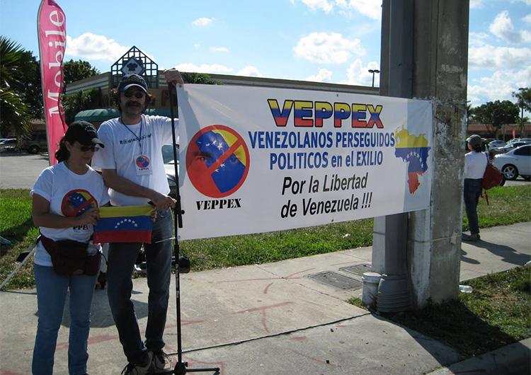 Exiliados venezolanos rechazaron la reestructuración de la Mesa de la Unidad Democrática