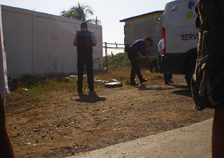 De 10 balazos mataron a hombre en El Viñedo