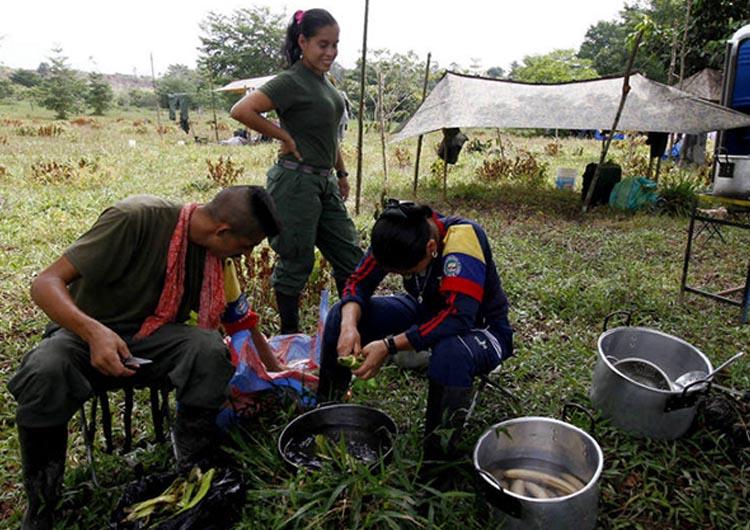 FARC comenzará a entregar a menores de edad