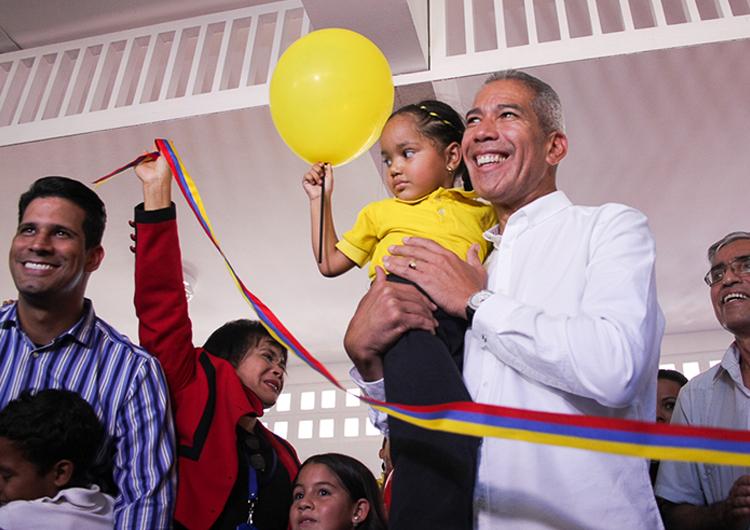 Rehabilitarán 30 colegios en el estado Anzoátegui