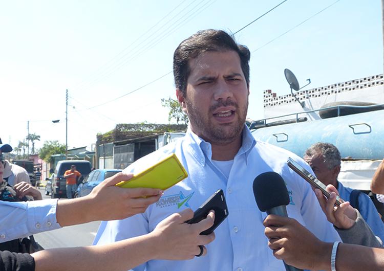 Alcaldía entregó reconstrucción de avenida Rómulo Gallegos y calle Juncal