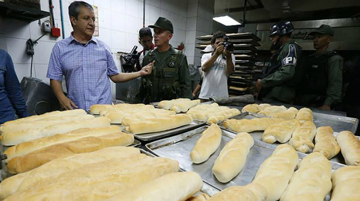 Sundde activó sendo operativo de fiscalización en panaderías