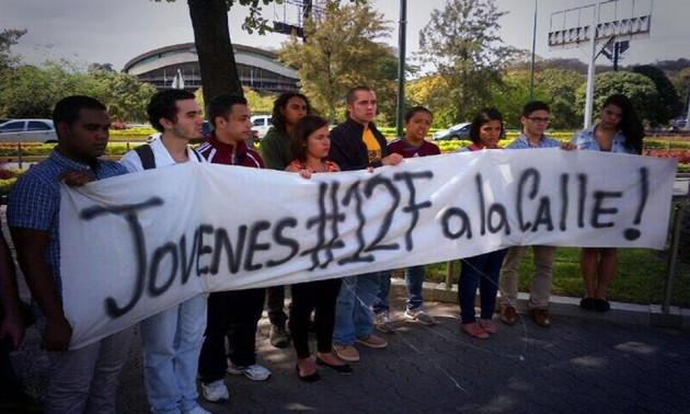 Estudiantes marcharán el 12 de febrero