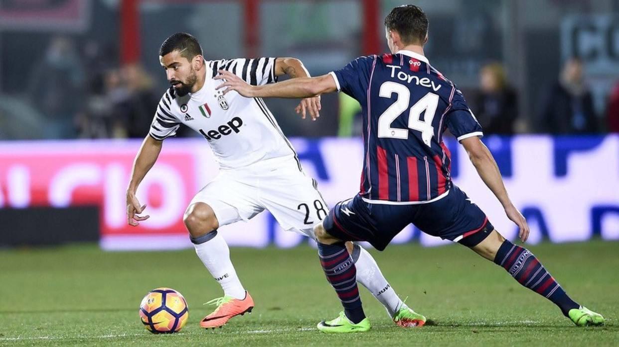 Juventus venció a Crotone