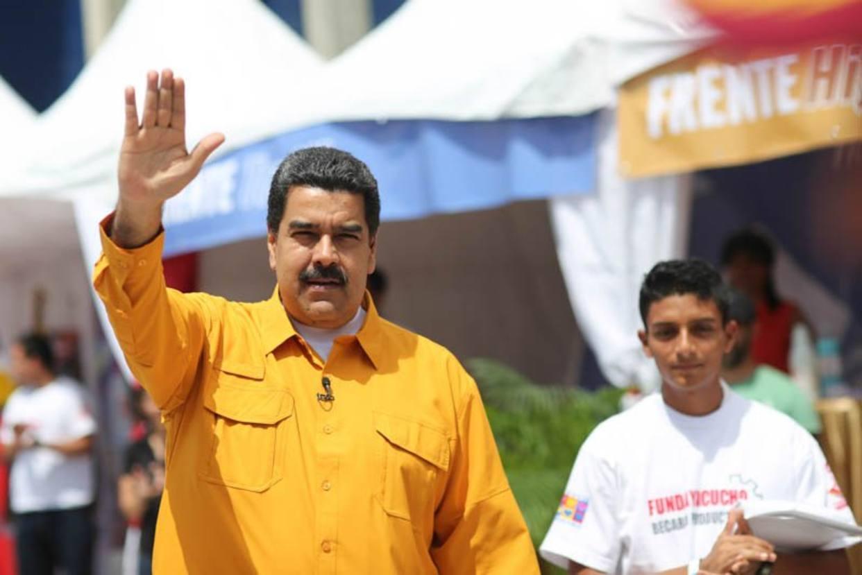 Maduro: Irán ante la justicia los responsables de Odebrecht en Venezuela