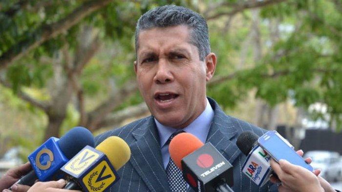 Henri Falcón representará a Venezuela en la Cumbre Mundial de Premios Nobel de Paz
