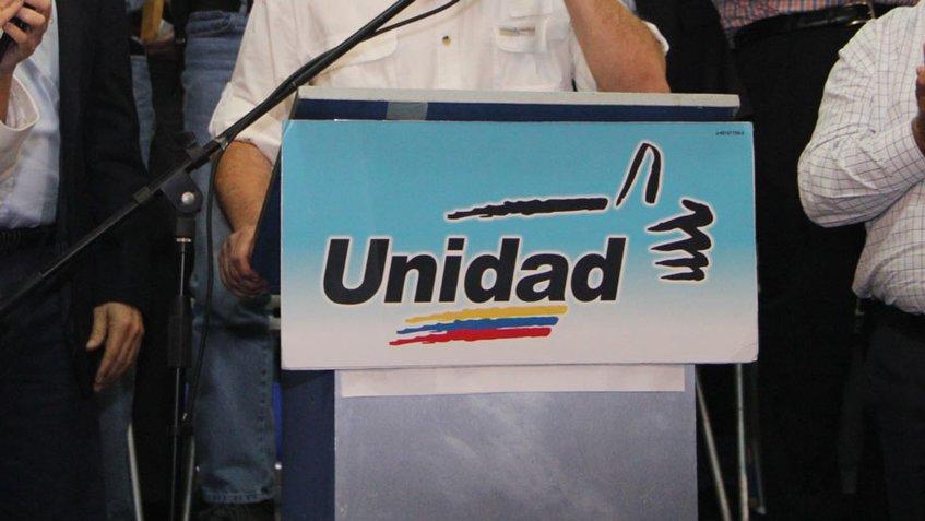 MUD rechazó condiciones del CNE para renovación de partidos