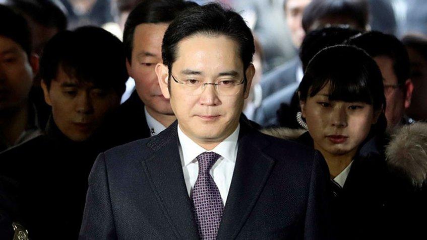 Heredero de Samsung es acusado de corrupción