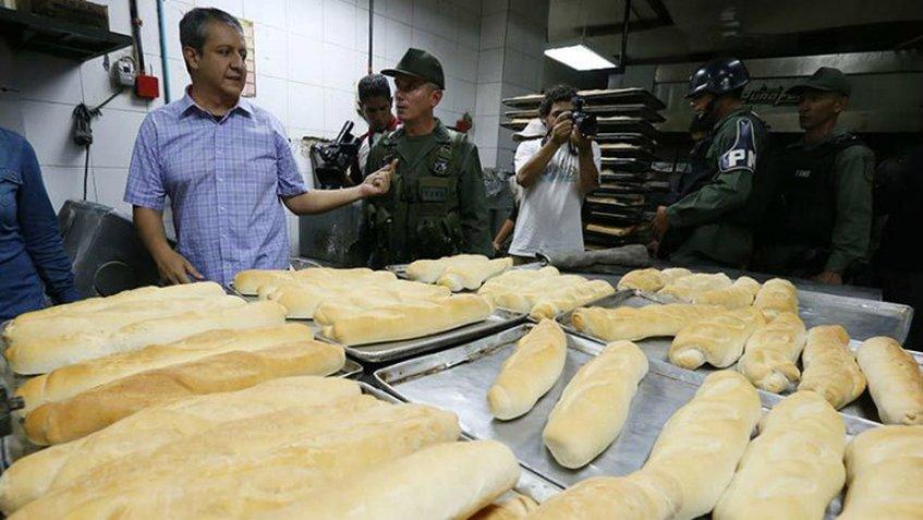Activan operativo de  fiscalización a panaderías