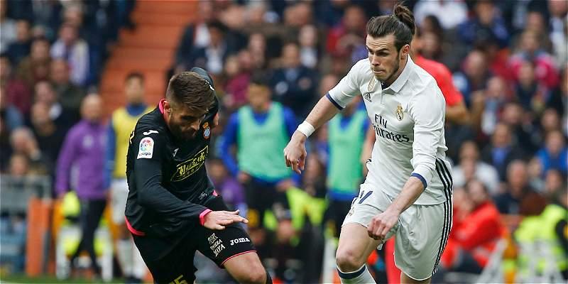 Real Madrid superó al Espanyol