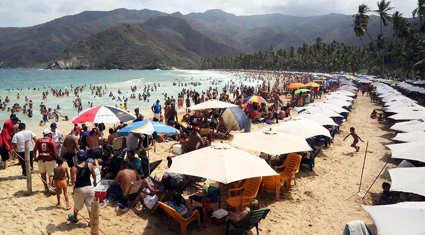 Ingresos turísticos aumentaron durante Carnaval