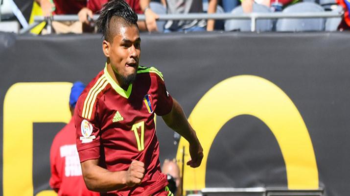 Josef Martínez llega al Atlanta en la MLS