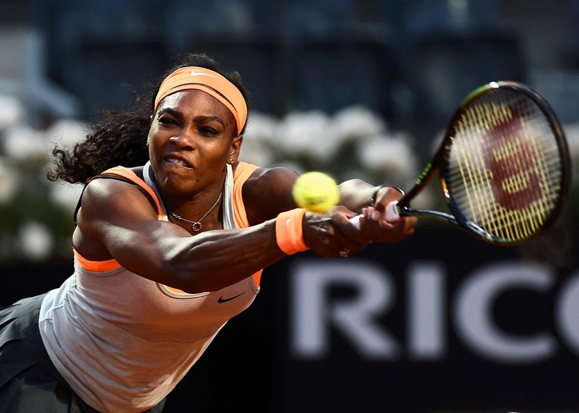 Williams lidera la lista de la WTA